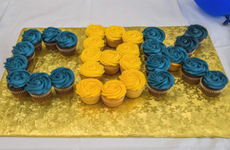 CBK Ribbon Cutting Cake Image