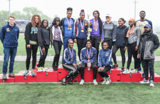 District 1 Track Team
