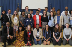 CSD hosts Quakertown for a conversation around social justice
