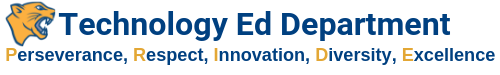 Technology Education Department Logo