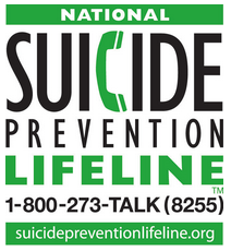 Suicide Prevention Info