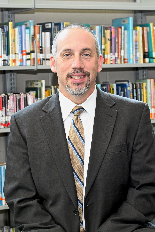 Principal Dr Ray McFall