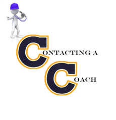 contacting your coach image