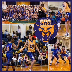 Alumnae Basketball Past Games Images
