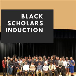 Black Scholars Induction