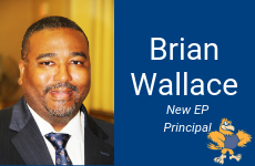 Brian Wallace Named Principal at Elkins Park School