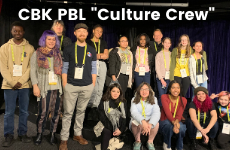 "CBK PBL ""CultureCrew"" Attends Performing Arts Conference"