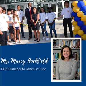 CBK Principal Marcy Hockfield to Retire in June