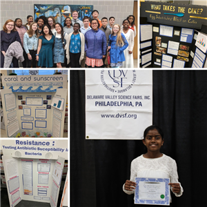 CBK Students Excel at Science Fair