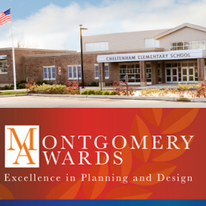 cheltenham elementary to be recognized with montgomery award for