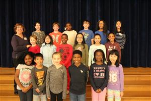 CE Young Playwrights Winners