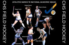 Seven Cheltenham Student-Athletes Named to National Field Hockey Coaches Association National Acade