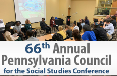 CHS Youth Court Presents at 66th Annual Pennsylvania Council for the Social Studies Conference