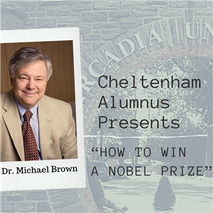 CHS Alumnus Dr. Michael Brown