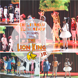 "CES Stages ""Disney's The Lion King JR."" with Helping Hands from CHS Students"