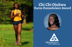 2020 Grad Chi Chi Ojukwu Earns Dannehower Award