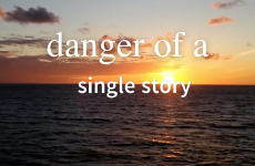 "PBL12 Explores the ""Danger of a Single Story"""