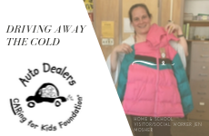 Student Services Partners with CARing for Kids Foundation to Distribute Winter Coats