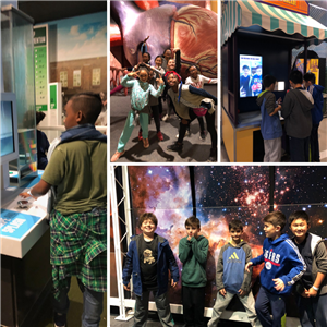 EP students explore science at the Franklin Institute