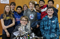 First Robotics Student Team