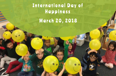 Students Celebrate International Happiness Day