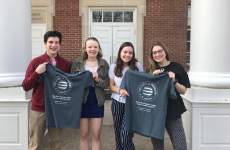 Cheltenham High School juniors placed in the Bucks and Montgomery County Regional National History