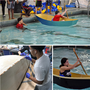 PBL 10 Boat Project Images