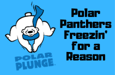 Polar Panthers Freezin' for a Reason