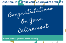 Retiree Announcement