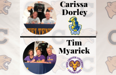 Carissa Dorley and Tim Myarick
