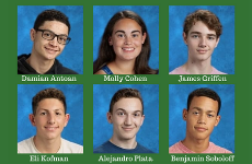 Six Seniors Earn Recognition through Preliminary SAT/National Merit Scholarship Qualifying Test