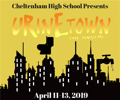 Urinetown Musical Artwork