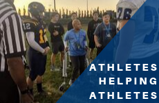 Unified Student-Athletes to Serve as Honorary Football Captains