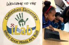 CES iLab Teams with Vanguard for Student Hour of Code Workshops