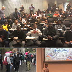 CHS students attend financial literacy program at Penn