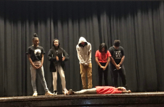 CBK Hip Hop performers