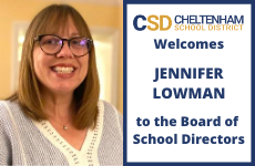 Glenside Resident, Education Law Attorney/Advocate Jennifer Lowman Fills Vacant Seat on CSD Board of School Directors