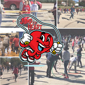 Jump Rope for Heart Event