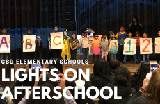 "CSD Elementary Schools Showcase Talent with ""Lights on Afterschool"" Program"