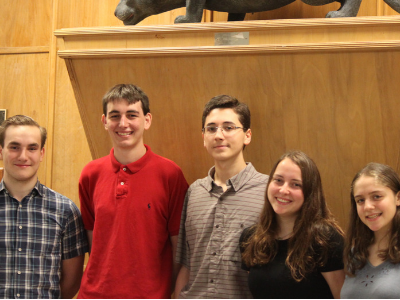 National Merit Scholarship Semifinalists