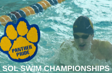 Junior Kofman Takes a Pair of Bronze Medals at SOL Swim Championships
