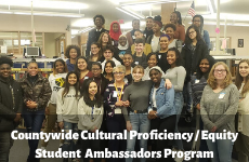 Cheltenham Leads the Charge in Creating Countywide Cultural Proficiency / Equity Student Ambassador