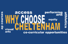 "United Parents Group's ""Why Choose Cheltenham"" Showcase to be Held March 23"