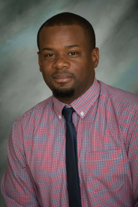 Mr. Spentley Toran, CHS Mental Health and Wellness Counselor 9-12