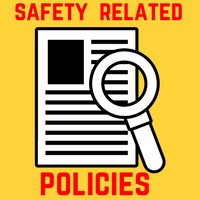 Safety Policies webpage icon