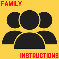 Family Instructions icon