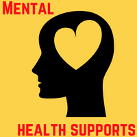 Mental Health Supports icon