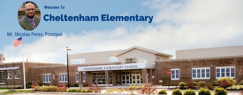 Cheltenham Elementary / Homepage